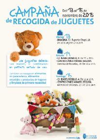 CampañaRecogidaJuguetesNavidad2015