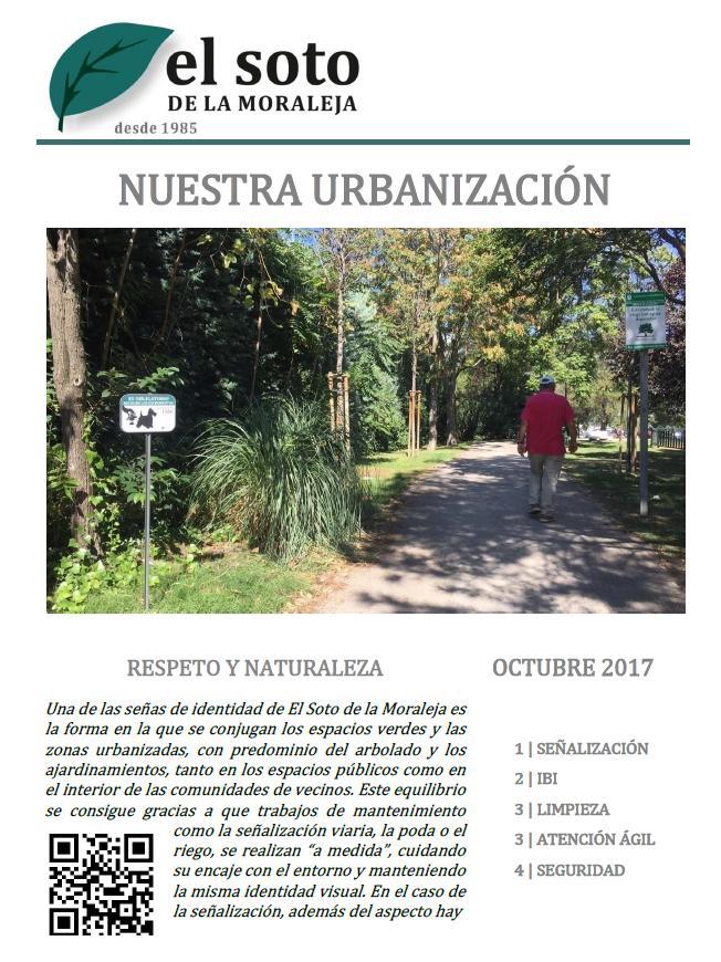 Boletin Informativo - Octubre - 2017